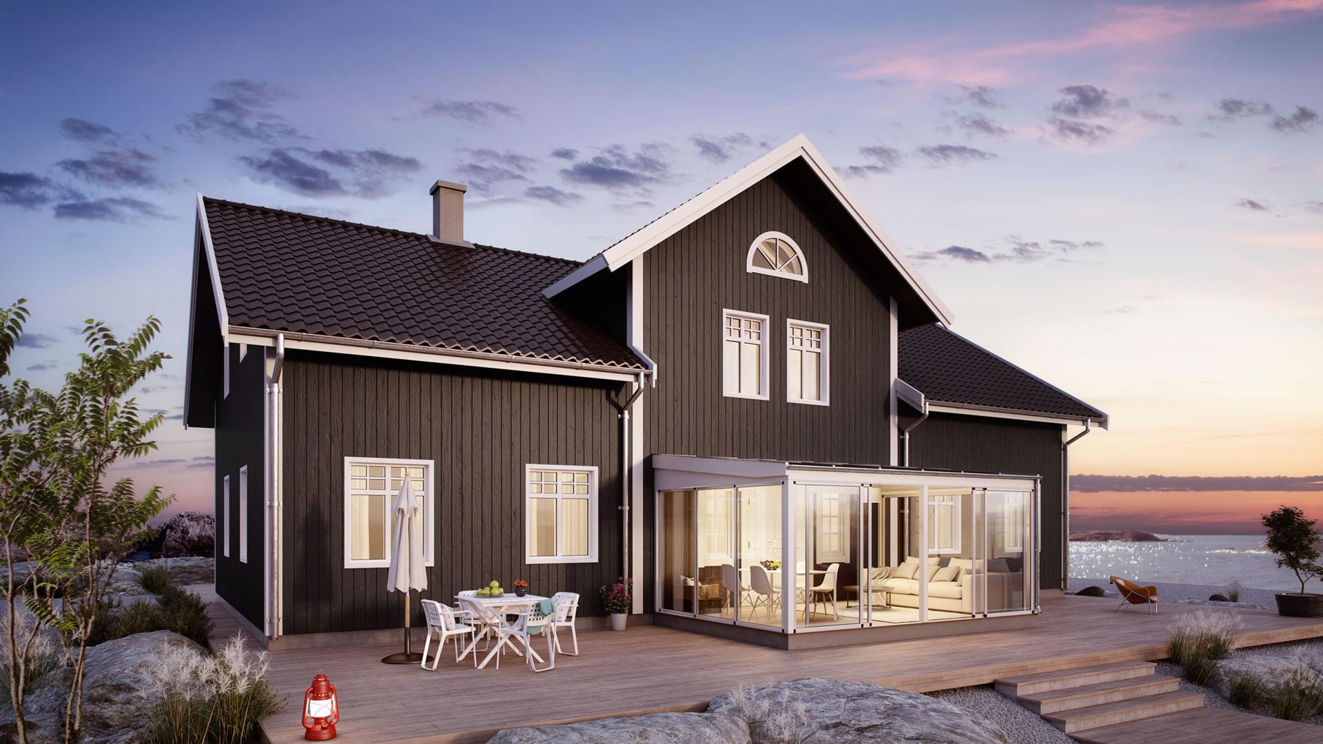 Steninge - design by Santex